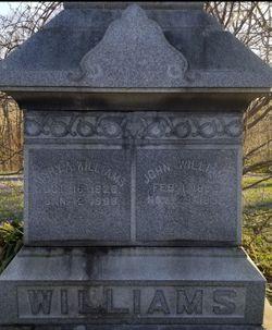 Mary A <I>Clowe</I> Williams