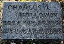 Dr Charles Dick Holloway