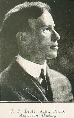 Julian Pleasant Bretz