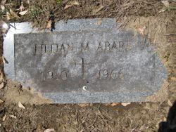 Lillian M <I>Phaneuf</I> Abare