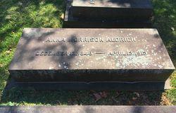 Anna Monroe <I>Morrison</I> Aldrich