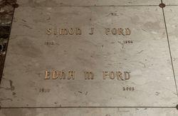 Edna Marie <I>Maxey</I> Ford