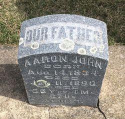 Aaron John Ruesink