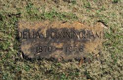 Delia <I>Jackson</I> Cunningham