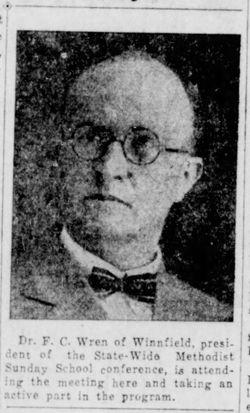 Dr Floyd Carr Wren