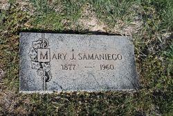 Mary Julia <I>Walker</I> Samaniego
