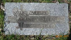Amanda <I>Truitt</I> Allen