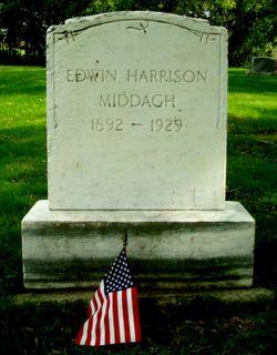 Edwin Harrison Middagh