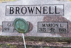 Marion L. <I>Prince</I> Brownell