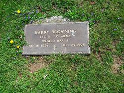 Evan Harry Browning Jr.