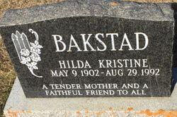 Hilda Kristine Bakstad