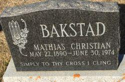 Mathias Christian Bakstad