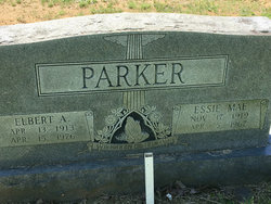 Elbert A Parker