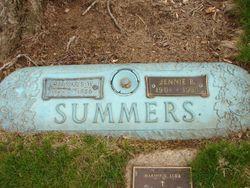 Jennie Beulah <I>Luke</I> Summers