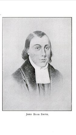Rev John Blair Smith