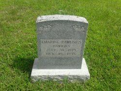 Mary Emarine <I>Rawlings</I> Hawkins