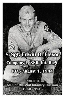 SSgt. Edwin B Flexer