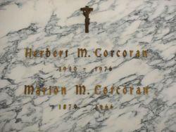 Herbert W Corcoran