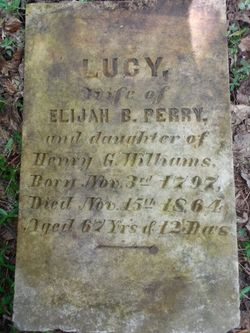 Lucy <I>Williams</I> Perry