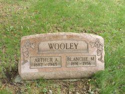 Blanche Mae <I>Gilmore</I> Wooley