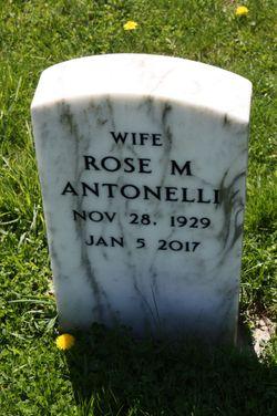 Rose M <I>Miller</I> Antonelli
