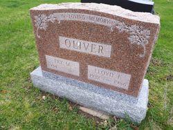 Lloyd E Oliver