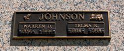 Warren Donald Johnson