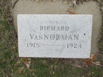 Richard Van Norman