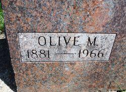 Olive May <I>Mourning</I> Lane Watrous