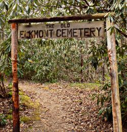 Old Elkmont Cemetery