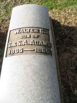 Walter C. Adams