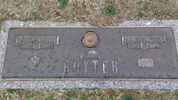 Frances <I>Bagwell</I> Boyter