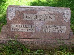 Omega Mae <I>Cline</I> Gibson