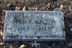 "Friederich Rudolph ""Fred"" Winter"