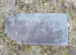 Charles Leforrest Rice Jr.