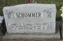 """James Eugene """"Uncle Bob"""" Schommer"""