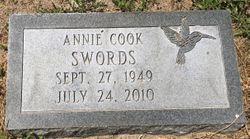 Annie M <I>Cook</I> Swords