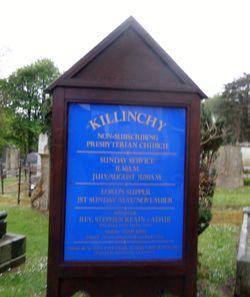 Killinchy Non-Subscribing Presbyterian Cemetery