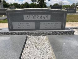 Tommy Vann Alderman