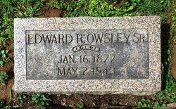 Edward Richard Owsley Sr.