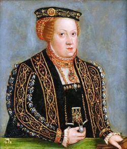 Katharina of Habsburg
