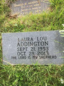 """Laura """"Lou"""" Addington"""