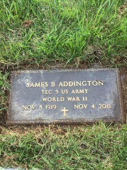 "James B ""J.B."" Addington"