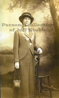Evelyn Matilda <I>Stehle</I> Coonley Robey