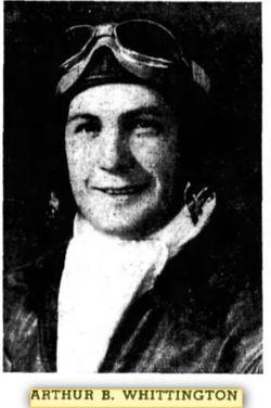 PFC Arthur Bryant Whittington