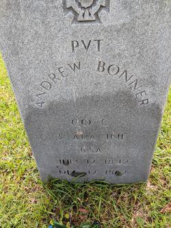 PVT Andrew Bonner