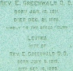 Levinia Greenwald