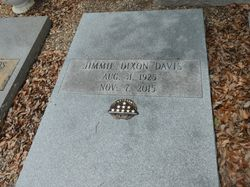 Jimmie Dixon Davis