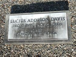 Lucius Addison Davis
