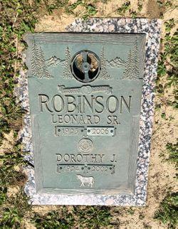 Leonard Robinson, Sr